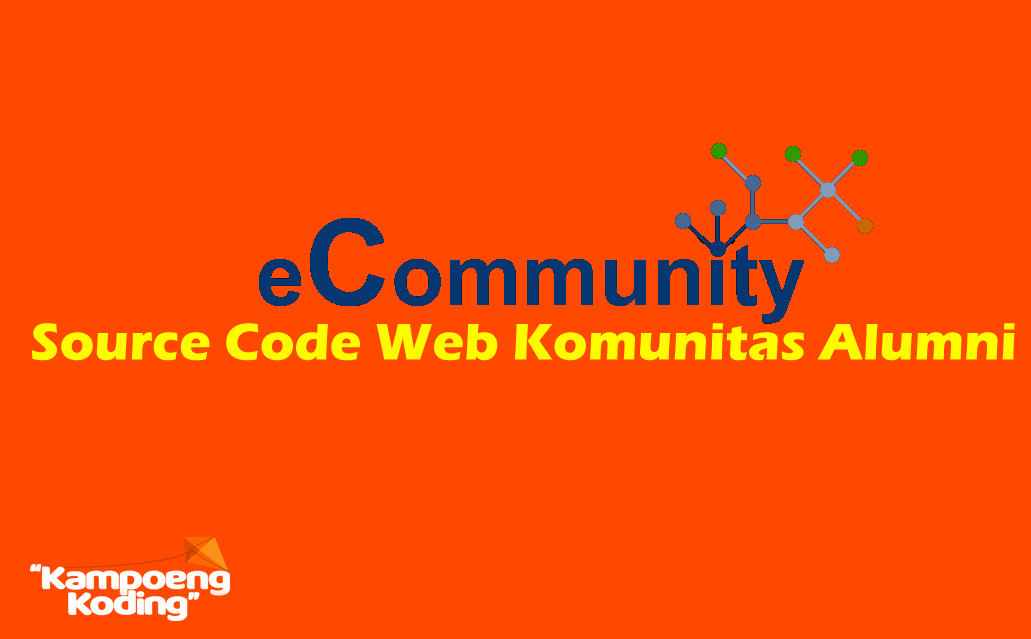 Source Code Web Komunitas Alumni