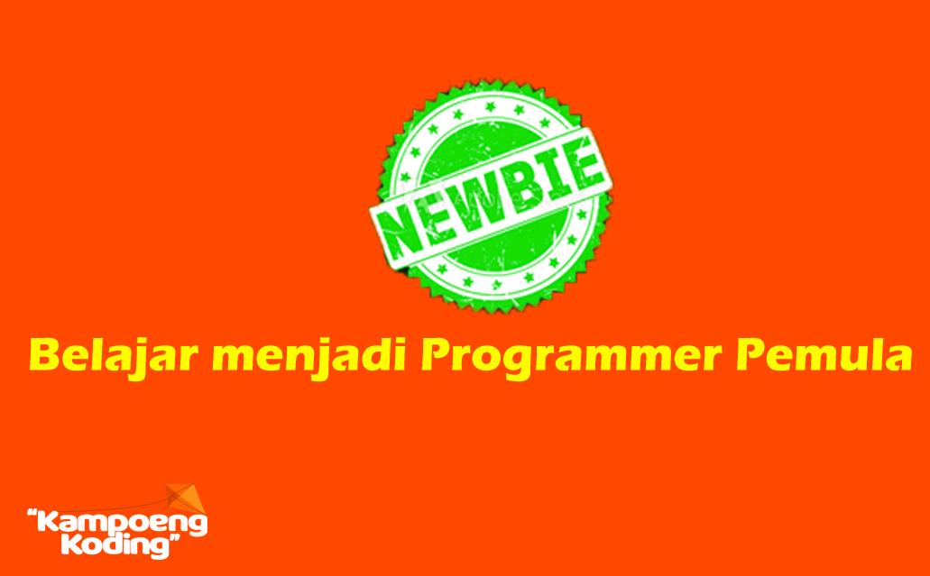 Cara belajar menjadi web programmer pemula